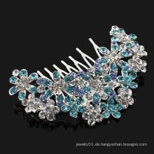 Gets.com Zinklegierung dekorative klare Acryl Kristall-Taste