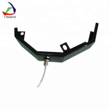 universal  car body spare parts front rear bumper plastic bumper