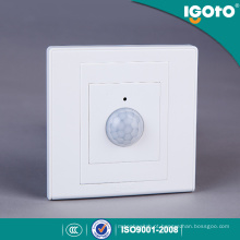Interruptor de parede luz modular sensorial modular Igoto D2086