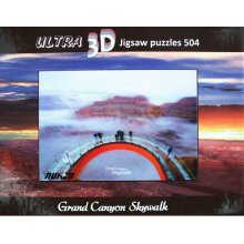 Hot Sell 3D Jigsaw Puzzle