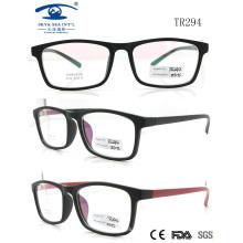 2015 Square Tr90 Classical Cheap High Quality Eyewear Frame (TR294)