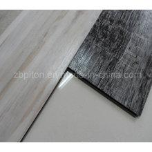 Plancher de PVC de luxe de carreaux de vinyle