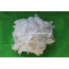 fibra de grampo de lyocell