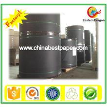 2side Uncoated Offset Black Base Paper 250g