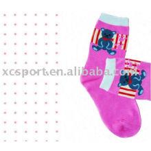 Chaussettes pour enfants en coton