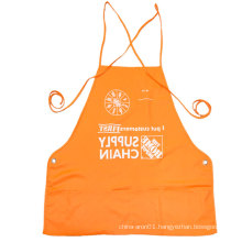 cotton apron, chef apron, bib apron