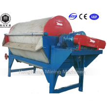 Dry or Wet Magnetic Separator for Fe2o3 and Fe3o4 Recovery and Remove