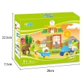 High Quality Building Blocks Toys Pasture Game
