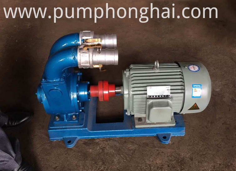 sliding vane pump