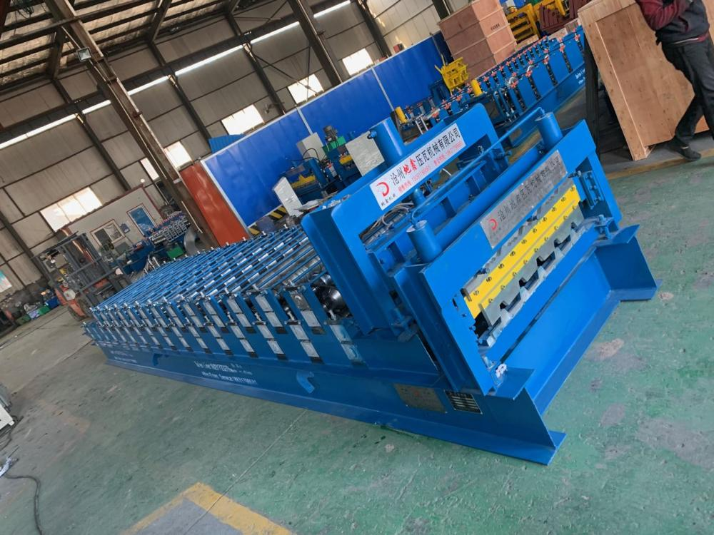 Roofing Sheets Making Machine
