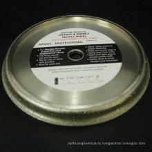 electroplated diamond profile wheel