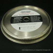 профиль гальваническим колеса диаманта