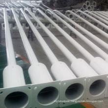 steel pole manufacturer 6m,7m,8m,9m,10m,11m,12m height outdoor customized street lighting pole