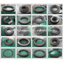 black coating Swing Gear Ring Bearing Used on Multiple Places