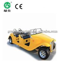 Chariot de golf classique de club électrique avec le certificat de la CE DN-6D