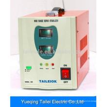 Type de servomoteur Régulateur automatique de tension stabilisatrice AC