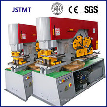 Round Bar Cutting Hydraulic Ironworkers with CE Certificated (Q35Y-25)