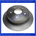 MDC2545 DF6176 42431-33130 high quality brake rotors for lexus es350