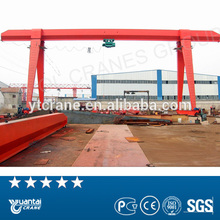 10t single girder hoist gantry crane