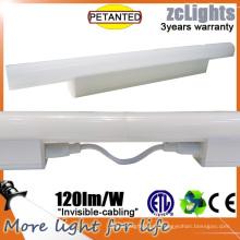 Gabinete de cocina de LED Luces de estante T5 Lineal bajo gabinete de iluminación