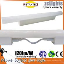 Éclairage de tablette de cuisine LED T5 Linear Under Cabinet Lighting