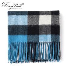 Hermosas bufandas en línea Oem y Odm Custom 100% Wool Scarf Mujeres