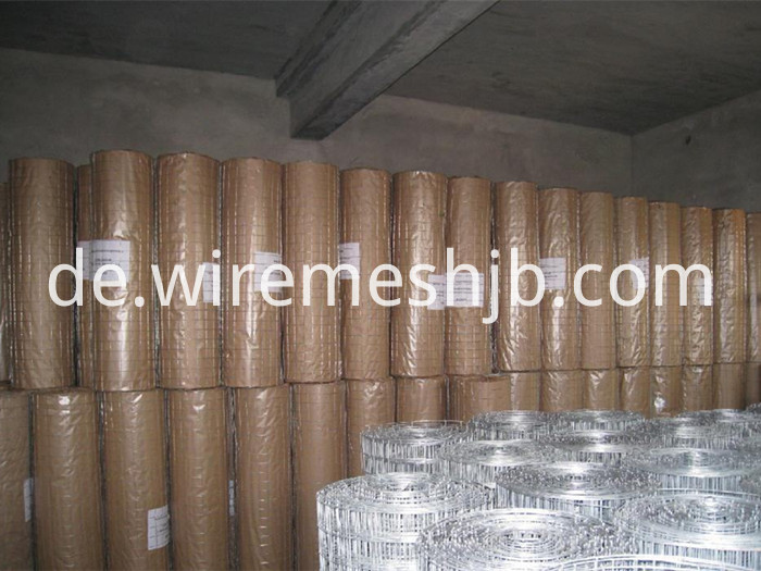 1'' Welded Wire Fencing