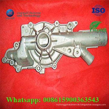 Benutzerdefinierte Sand Casting Aluminiumlegierung Motor Motor Shell Cover