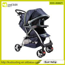 Fabrik-neuer Baby-Spaziergänger kann mit Carseat justierbarer Handgriff-Höhen-Spaziergänger 2 zu 1 mit Autositz benutzt werden