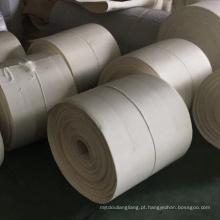 Fluidização pneumática por gravidade transportar tecido de Airslide tecido sólido
