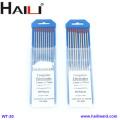 HAILI торированный вольфрамовый электрод WT20 10 Pack 2.4MMX175MM