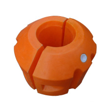 Plastic Floating Dredging Pontoon with Fixed Accessories