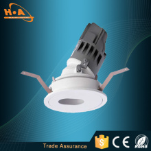 Simple Appearance & Round Hole Die-Casting 10W LED Wall Washer Light