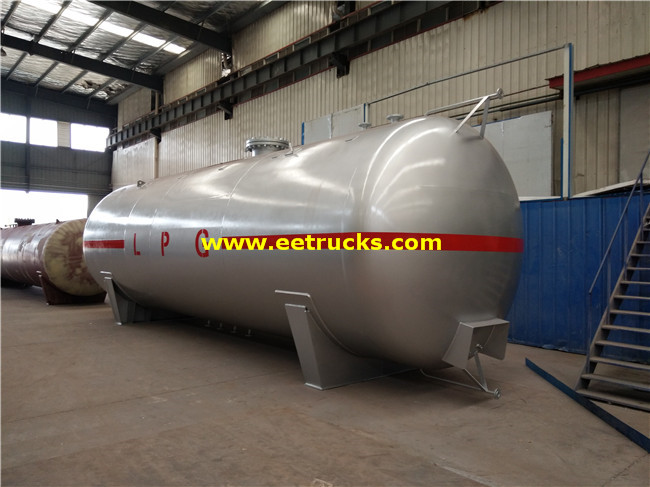 30MT 60000L Domestic LPG Tanks