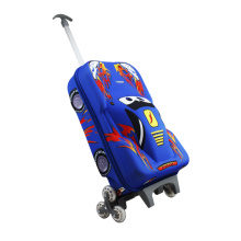 3D car design eva trolley backpack