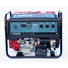 5KW Portable Gasoline Generator