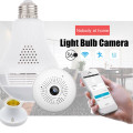 Smart LED Bulb Camera Home Security WiFi Camera