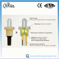 Pt-Rh Expendable Immersion thermocouple