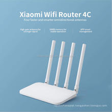 Xiao mi mi router 4C 300Mbps WIFI router 4 antennas wireless  routers wi-fi repeater network extender for home office