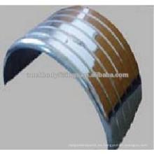 Guardabarros / guardabarros de acero inoxidable para camiones pesados 112008