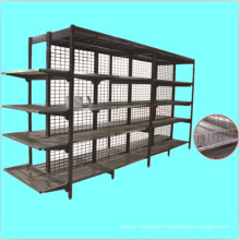 Australia Multifunctional Gondola Outrigger Shelving by Manufacturer