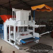 WT10-15 Beton Ziegel Produktionsmaschine