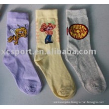 cotton knitted children socks