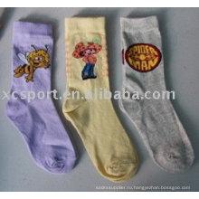Хлопок трикотажные детские носки