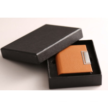 Fashion High Quality Custom PU Name Card Holder