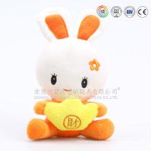 ICTI audits manufacturer OEM/ODM custom long ear stuffed plush bunny