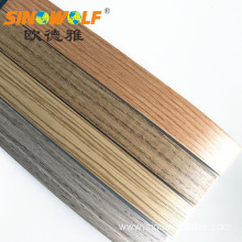 Factory selling for ABS Woodgrain Color Edge Banding Europe Standard Quality ABS Edge Banding supply to Poland Factories