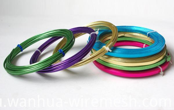 12 gauge PVC coated wire for hanger (3)