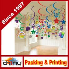 Balloon Fun Mega Value Pack Swirl Decorations (420054)