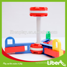 Hot sale intelligent children plastic building blocks toys LE.PD.070